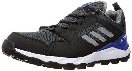 adidas Terrex Agravic TR GTX, Zapatillas de Trail Running Hombre, Grpudg/Gritre/AZUREA, 42 EU
