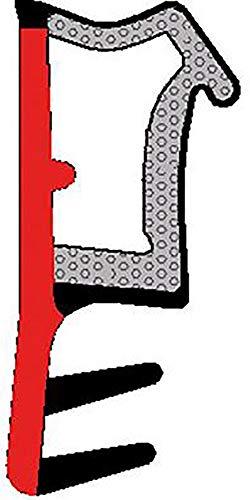 Format 4031804108803–flñgelfalzdichtung l3000schwarz