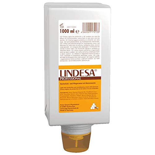 Lindesa Pflegecreme classic für Gewerbebereich Inh. 1000 ml