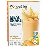 WonderSlim Meal Replacement Shake, Orange...
