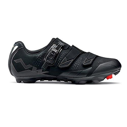 NORTHWAVE SCREAM 2 SRS zapato zapatos negro