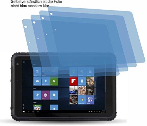4ProTec I 4X ANTIREFLEX matt Schutzfolie für Caterpillar Cat T20 Bildschirmschutzfolie Displayschutzfolie Schutzhülle Bildschirmschutz Bildschirmfolie Folie