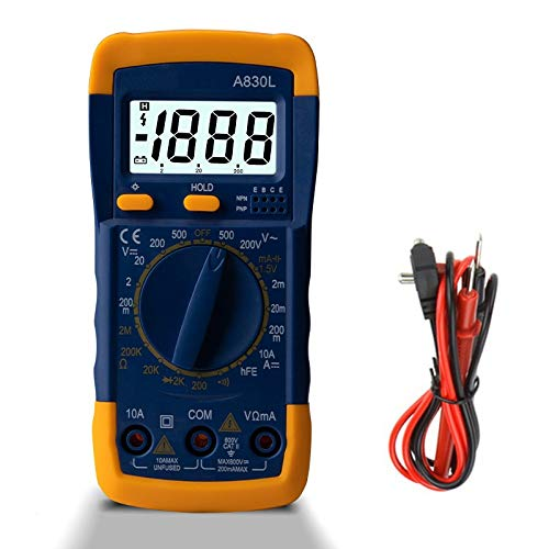 Check Out This JINSUO GQZMBM Digital Multimeter Voltmeter Ammeter Ohmmeter DC10V~1000V 10A AC 750V C...
