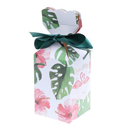 Caixas De Papel Para Flores Marca Amosfun