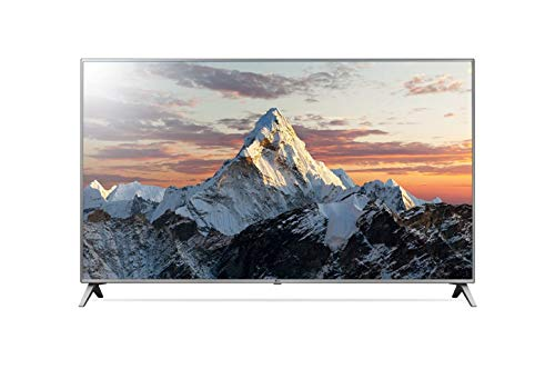LG 86UK6500 - Televisor LED Ultra HD (4K, diagonal 85' , inteligencia artificial, procesador Quad Core, 3xHDR, sonido Ultra...