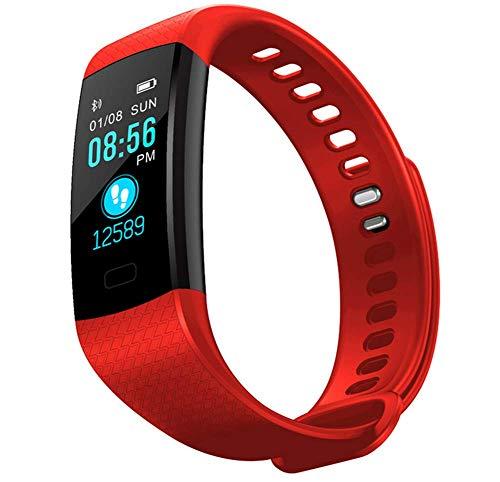 SHOUBIAO Silikon Leuchtend Aktivitäts-Tracker/Schritt Herzfrequenz-Überwachung Fitness Uhr Sportuhren Basketball/Laufen Volkswagen