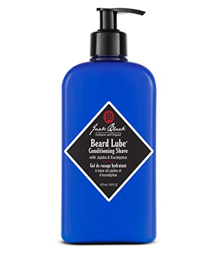 Jack Black Beard Lube Conditioning Shave, 16 Fl Oz