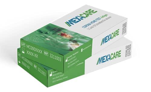 MEXACARE Corona Home-Test Antigen, Schnelltest zur Eigenanwendung für Nachweis von SARS-CoV-2 Virus-Antigen, Test aus Deutschland, 3er Pack