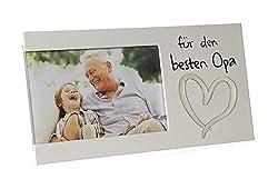 Preis am Stiel Bilderrahmen Für Den Besten Opa   Foto   Fotorahmen   Rahmen   Grossvater   Geschenk   Überraschung