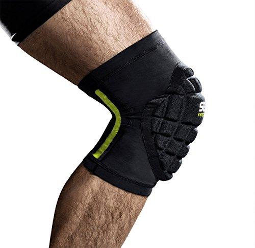 Select Kniebandage Handball Unisex, L, schwarz, 5625003111