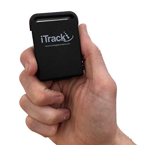 iTrack–Mini básicos GPS Tracker TK102magnético coche vehículo personal dispositivo de seguimiento