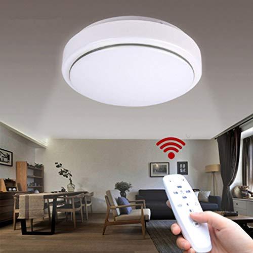 The only Good Quality plafondlamp, LED, 2,4 G RF, afstandsbediening, dimbaar, kleurverandering