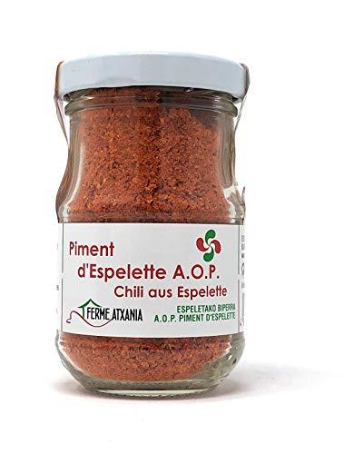 AOP Piment d'Espelette 50g Glas
