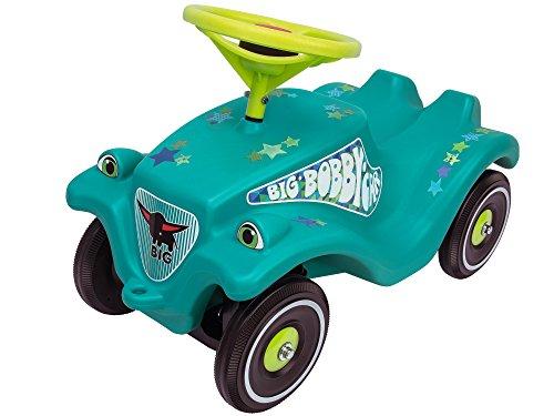 BIG Bobby Car Classic Little Star Apertura por Empuje Coche - Juguetes de Montar (300 mm, 380 mm, 58 cm, 1 Pieza(s))