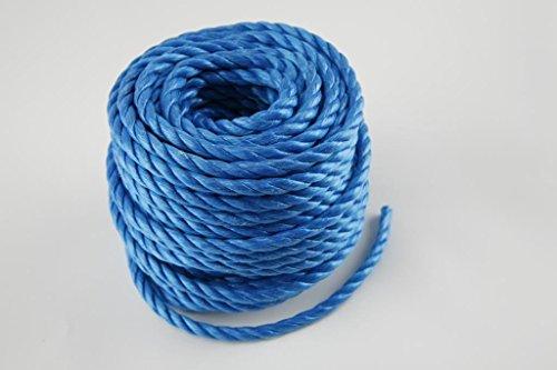 Faithfull blau Poly Seil 6/mm 30/m