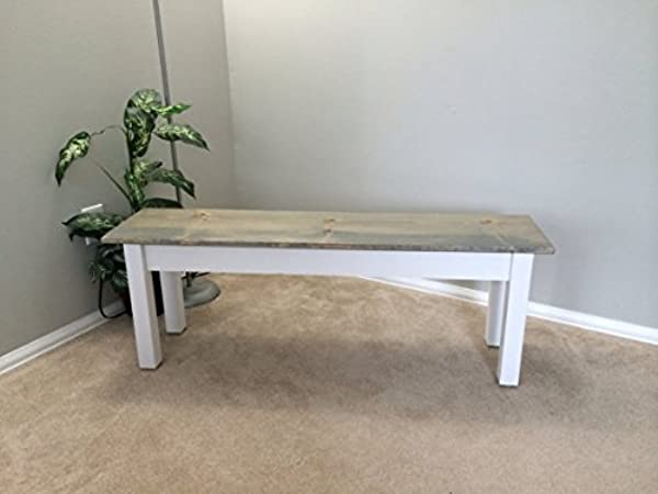 Ezekiel And Stearns Cottage Bench 48