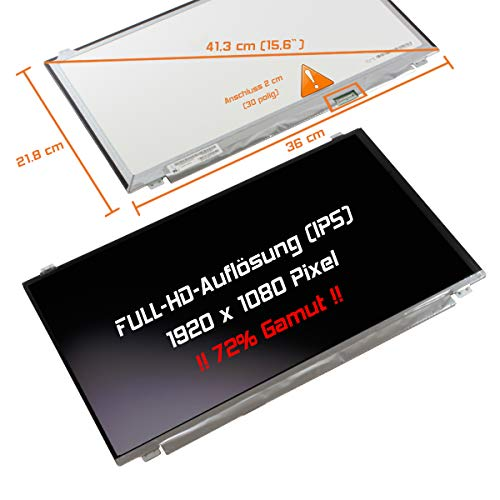 Laptiptop Medion Erazer P6661 LED Display Screen 15,6