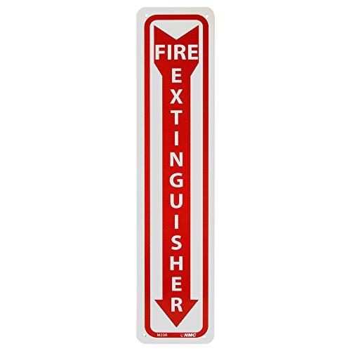 NMC M23R Fire Sign,