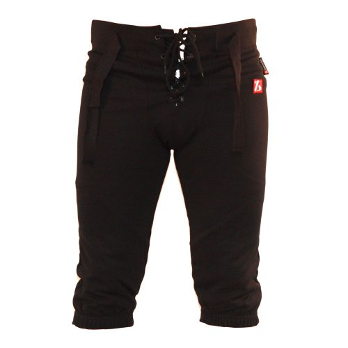 BARNETT FP-2 Pantalon de Football américain us Match Noir XL