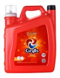 Grylls Liquid laundry detergent with brilliant cleaning performance that leaves behind a refreshing Original scent. Smells great because it cleans great! It has No Acid Slurry, No Soda and non toxic, phosphate free, 100% environment friendly bio-degr...