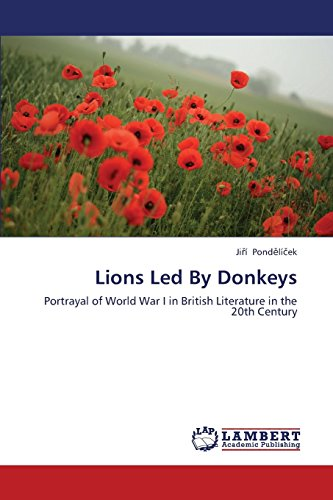 Lions Led by Donkeys by Pond Li Ek Ji I. (4-Jun-2013) Paperback