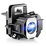 ABITAN V13H010L49 Replacement Projector Lamp for ELPLP49 for Epson PowerLite Home Cinema 8350 8345 8700UB 8500UB 7500UB 6500UB 9500UB 9700UB H373A H336A Projector with Housing