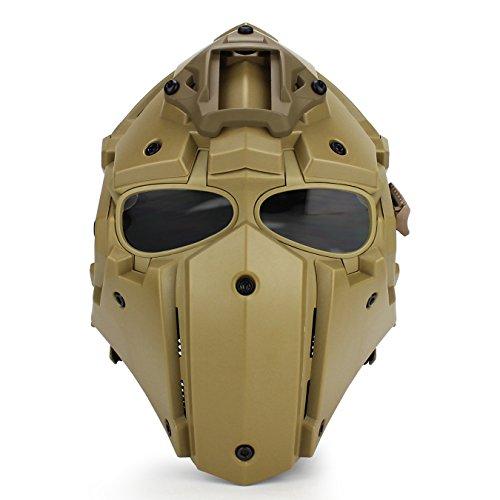 Mascara Obsidian Airsoft