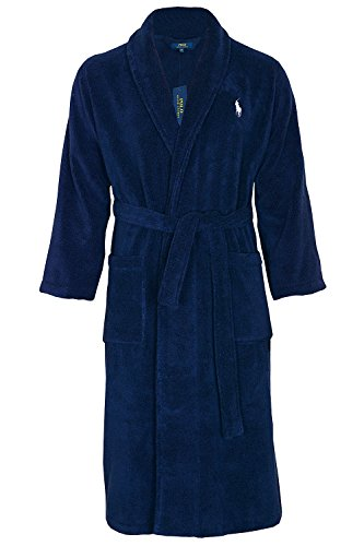 Polo Ralph Lauren heren Kimono L/S Shawl-Robe badjas