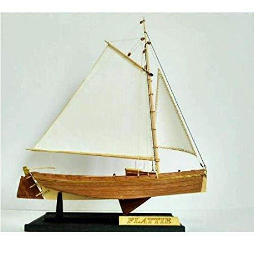 Chem Modelo de velero Manía Buques de Madera Kit Modelo: Escala 1/35 del Barco de Pesca Modelo DIY Modelo de la Nave Kits de construcción