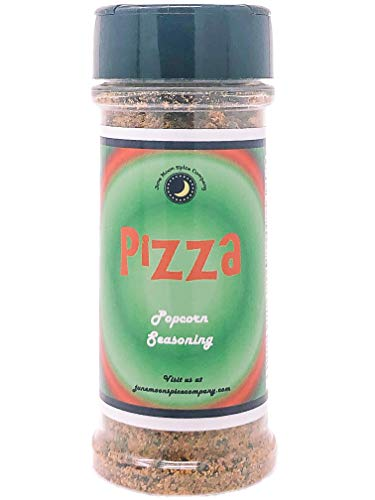 Best Price Premium | PIZZA Popcorn Seasoning | Crafted in Small Batches with Farm Fresh Herbs for Premium Flavor and Zest