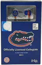 iHip NCAA Florida Gators Earbuds