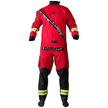 NRS Extreme SAR Drysuit - Men s Red XL/XXL 22529.03.106