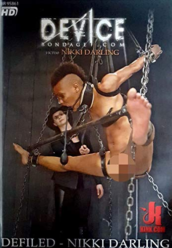 Sex MOVIE HD BONDAGE Nikki Darling KINK dib040 [DVD]