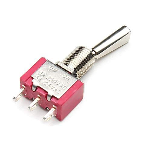 LIZONGFQ Interruptor de transmisor RC para Walkera Flysky WFLY JR Quadcopters Accesorios (Color: Short3 Gears) ( Color : Short2 Gears )