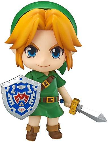 JSCZ The Legend of Zelda: Majora's Mask 3D Link Nendoroid Action Figure