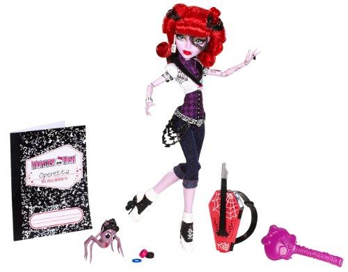 Mattel X4633 - Monster High Operetta, Puppe