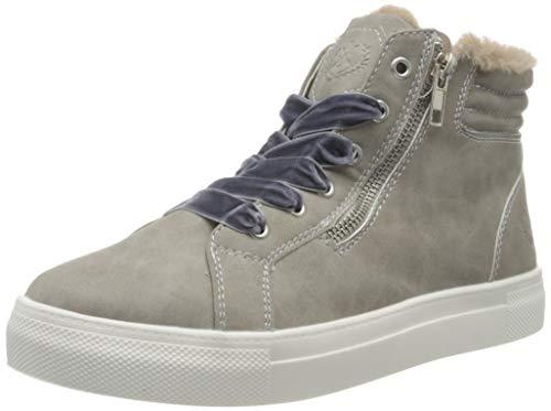 JANE KLAIN Damen 252 384 Hohe Sneaker, Grau (LT. Grey 226), 36 EU
