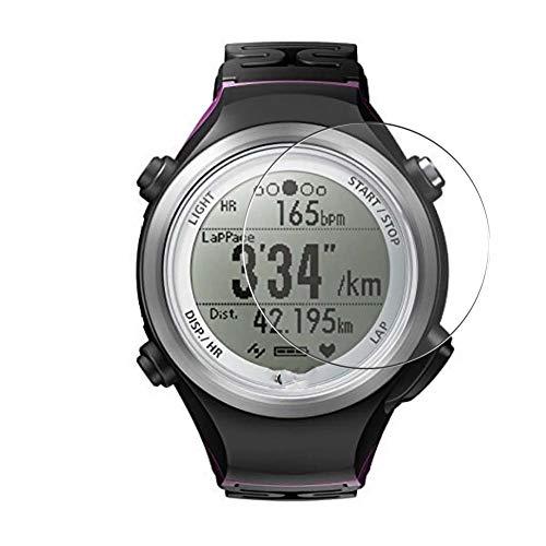 Vaxson 3 Stück Schutzfolie, kompatibel mit Epson Runsense SF-810 Smartwatch Hybrid Watch, Bildschirmschutzfolie TPU Folie Displayschutz [nicht Panzerglas Hülle Hülle ]