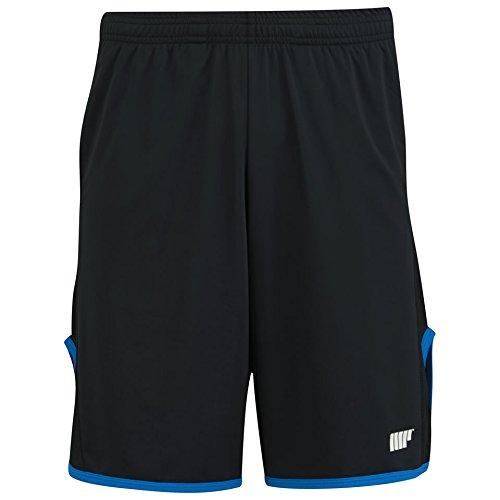 Myprotein Herren Dcore X-Fit Shorts, Black, XXL