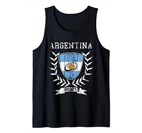 Argentinien rugby-trikot 2021 Argentina Rugby Tank Top
