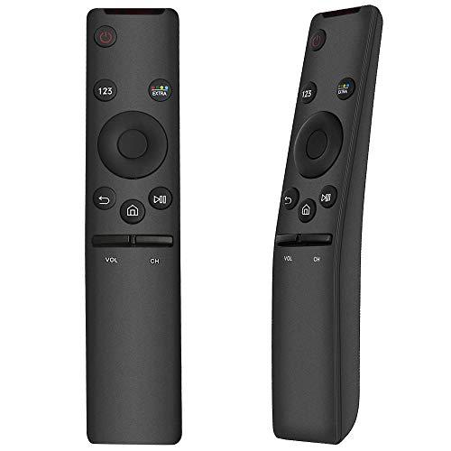 Alkia Universal Ersatz für Samsung Fernbedienung-Fit für Samsung TV Fernbedienung BN59-01242A BN59-01259B BN59-01259E BN59-01260A BN59-01241A (UHD QLED Smart 4K Ultra/HD/6/7/8 Serie LED HDTV)