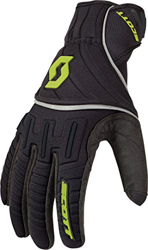 Scott Glove Ridgeline Motorrad/MX Handschuhe schwarz/grün 2019: Größe: L (10)