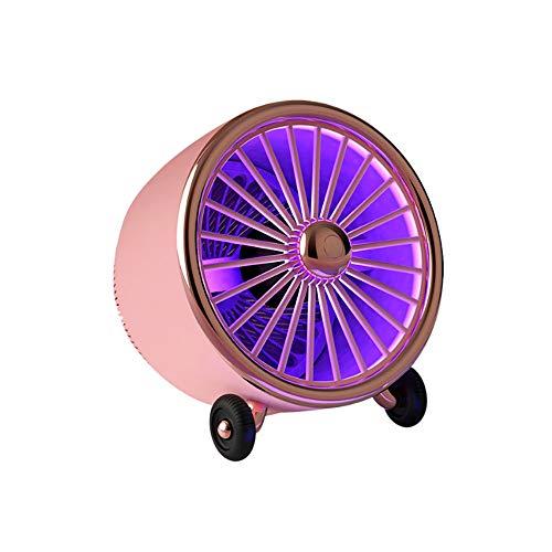 LGOO1 Kreative neue Moskito-Mörder LED Photokatalysator Aperture Mosquito-Lampe USB-Haushalt Mute keine Strahlung Mückenschutz Wiederaufladbare Insektenfänger tragbare Zelt Licht Camping Laterne