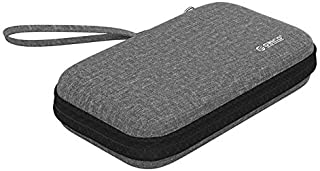 ORICO 2.5inch Hard Drive Power Bank and Accessories Medium-size Storage Bag Grey