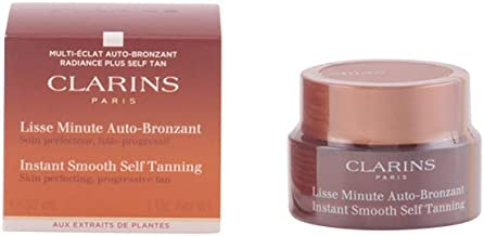 Clarins Lisse Minute Autobronzant Instant Smooth Self Tanning, 1 Ounce
