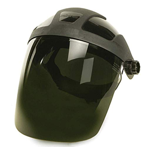 Sellstrom S32210 Clear Anti-Fog Polycarbonate Faceshield with Extended...