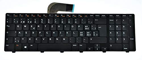 Dell Inspiron 17R 7720 Swiss Backlit Keyboard 27TMW
