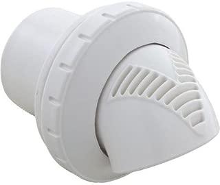 Infusion Pool Products VRFSISWH Venturi Return Fitting Slip, White