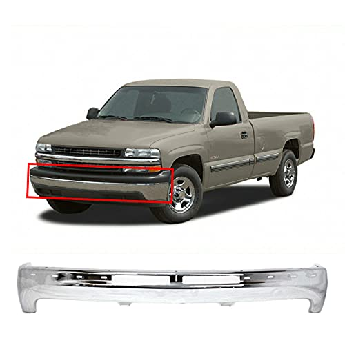 01 suburban front bumper - 2