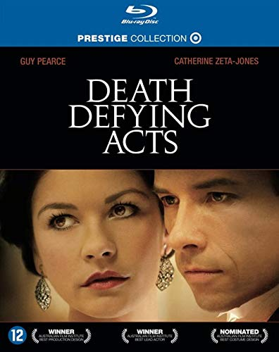 Death Defying Acts (Blu-Ray & DVD Combo) [ Blu-Ray, Reg.A/B/C Import - Netherlands ]